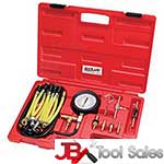 S.U.R. R FPT22 Deluxe Fuel Injection Pressure Tester Kit marked