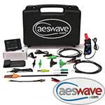 uScope Master Kit 1 channel automotive scope marked