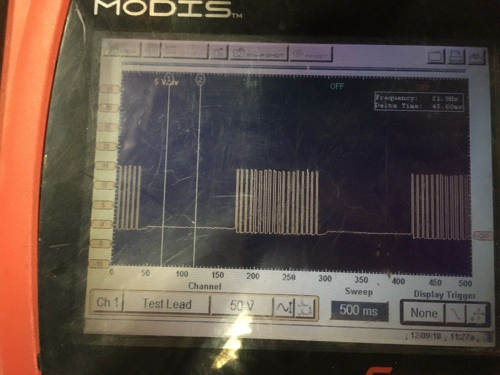 2009 Chevy Cobalt Ecotec 2 2L with VVT issues