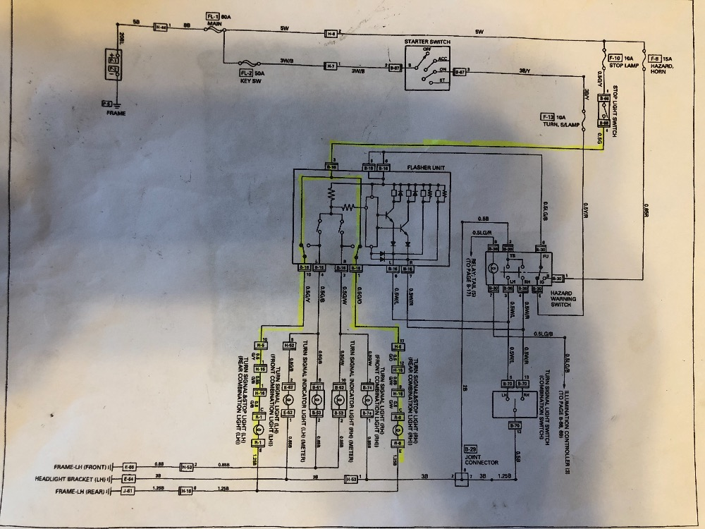 [WLLP_2054]   1997 Isuzu NPR Tail Lights - ScannerDanner Forum - SCANNERDANNER | Break Light Wiring Diagram Isuzu |  | ScannerDanner.com!