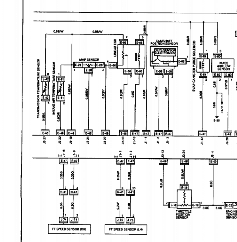 1997 GMC W4 EGR Code P1406 - ScannerDanner Forum - SCANNERDANNER  Post Solenoid Wiring Diagram Egr on