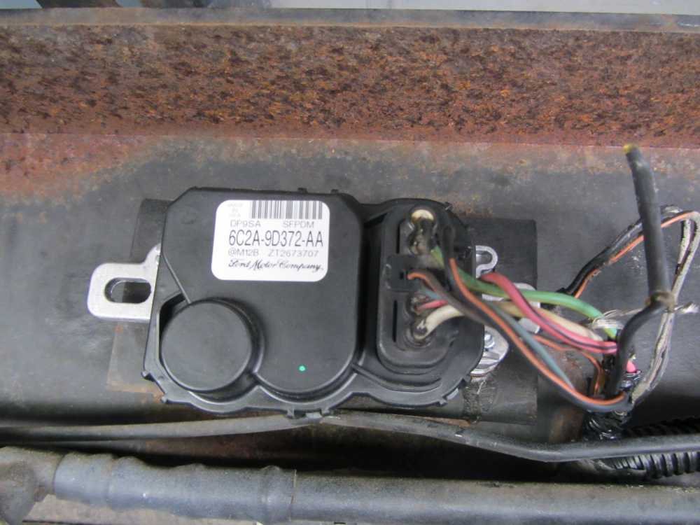 2004ford E450 Fpdm Diagnostics And Wiring Question