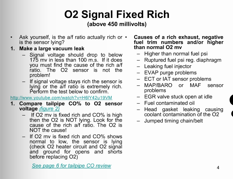 Oxygen sensor wire harness test - ScannerDanner Forum