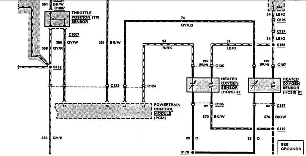 93 Ford Ranger 4x4 Wiring Diagram