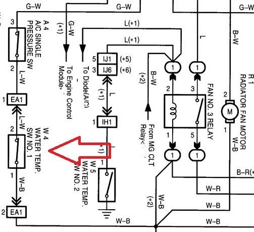 2000 Toyota Solara 3 0 Sensor Question