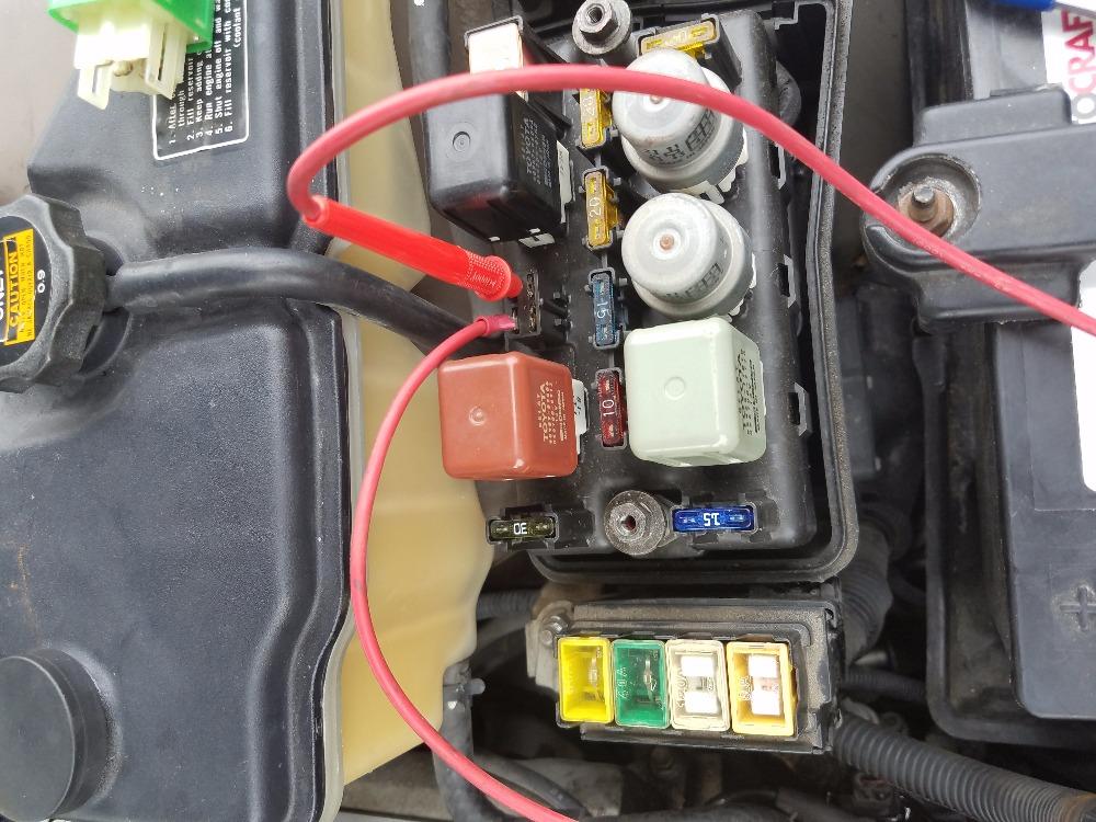 Lexus LS400 No Start - ScannerDanner Forum - SCANNERDANNER