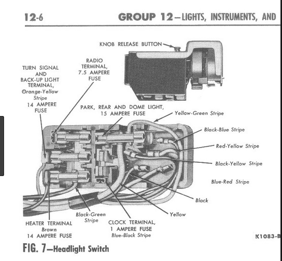 1959 Ford Headlight Switch Wiring Diagram Wiring Diagrams Name Name Miglioribanche It