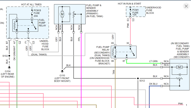 Oil Pressure Switch Wiring Diagram - Collection