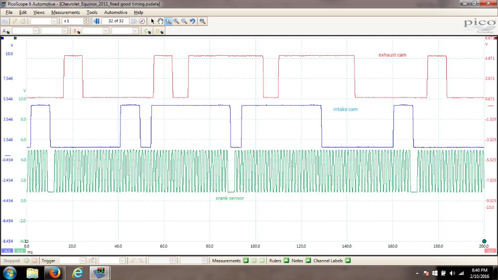2011 GMC Terrain Cam Crank Correlation. Looking for Known Good - ScannerDanner Forum - SCANNERDANNER