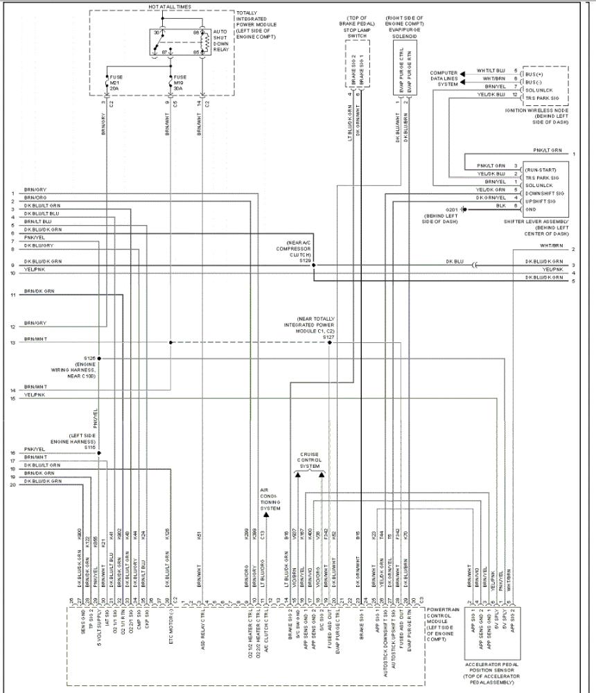 diagram] 2016 chrysler town and country touring wiring diagram full version  hd quality wiring diagram - diagramatlas.rapfrance.fr  database design tool - create database diagrams online