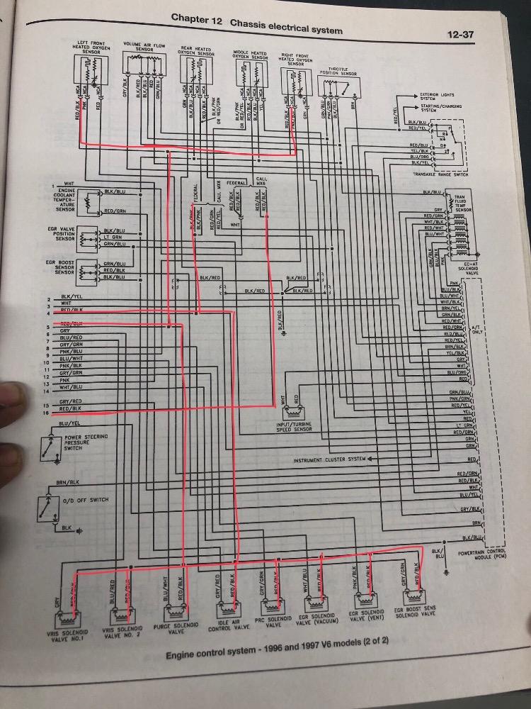 diagram for 1996 mazda 626 engine 1996 mazda 626 v6 automatic scannerdanner forum scannerdanner  1996 mazda 626 v6 automatic